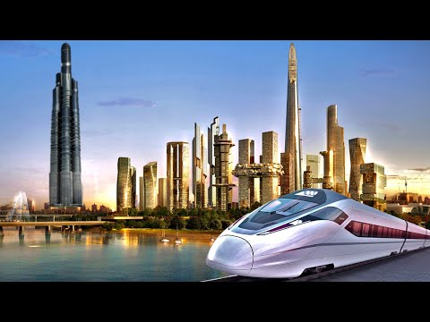 The World's Future MEGAPROJECTS (2015-2030's)
