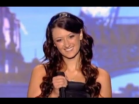 Beautiful Girl Sings Death Metal on France's Got Talent. For real.