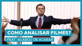 Neste vídeo eu e o Gabriel Gaspar (do canal Acabou de Acabar) damos algumas dicas para analisar um filme! :DCanal do Gaspar: https://www.youtube.com/user/joefontanna TWITTER - http://www.twitter.com/carolmoreira3INSTAGRAM - http://www.instagram.com/carolmoreira3FACEBOOK - https://www.facebook.com/paginacarolmoreiraCaixa Postal 28211 CEP 01234-970