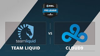 C9 vs Liquid, game 1