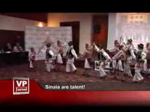 Sinaia are talent!