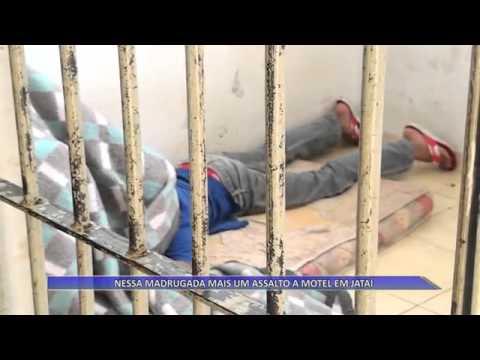 JATAÍ | Motel é assaltado por criminosos