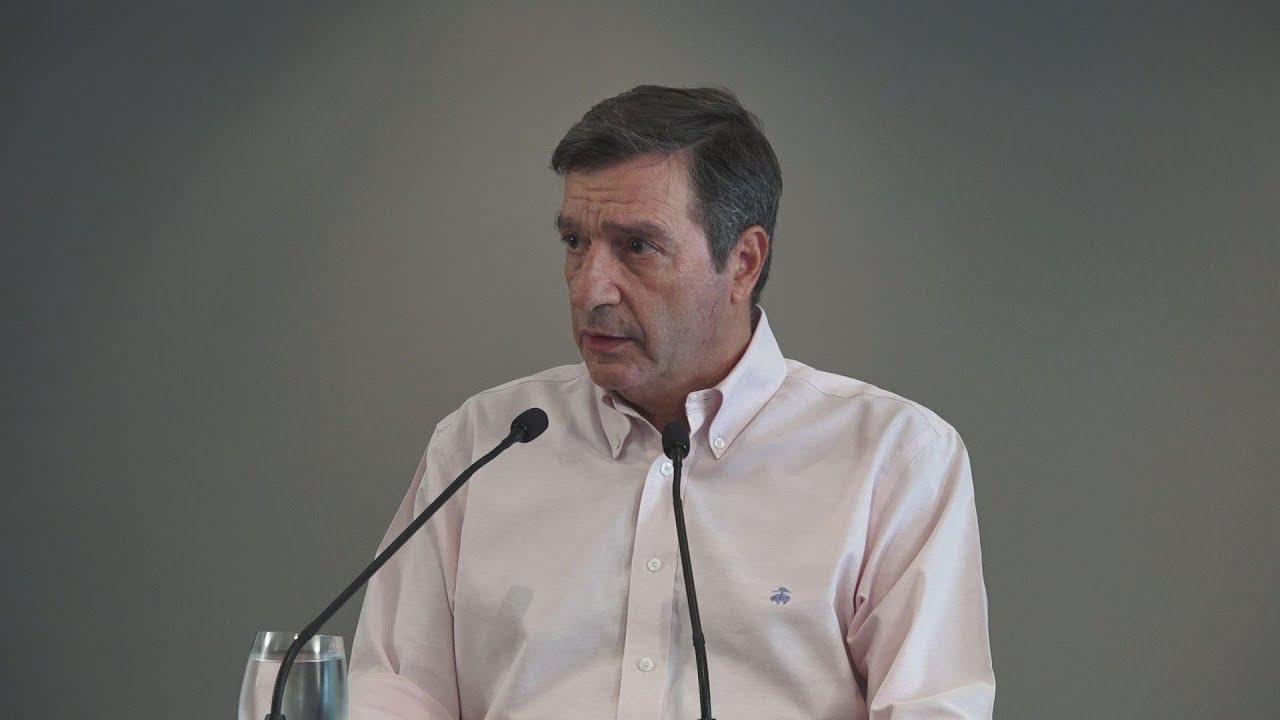 Επισήμως υποψήφιος για το κόμμα της Κεντροαριστεράς ο Γ. Καμίνης