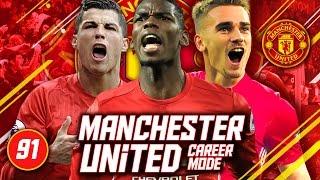 FIFA 17 Career Mode: Manchester United #91 - FA Cup Semi Final