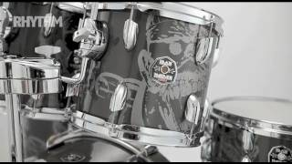 Premier recently announced a special new kit, designed in collaboration with long-time endorser and Iron Maiden drum legend Nicko McBrain. The result is the ...
