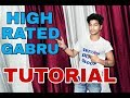 High Rated Gabru Dance Tutorial Step By Step | shivam online dance classes | shivam Dance Group