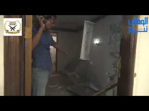مليشيات الحوثي تقصف مقر لجنة الاجتماعات في الحديدة