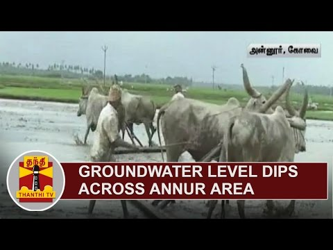 Groundwater-level-dips-across-Annur-Area-Farmers-Thanthi-TV