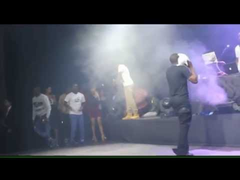Ice Prince - Live in Cyprus | Live Performance