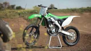9. MXTV Bike Review - 2014 Kawasaki KX250F