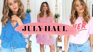 Woooo another fashion video! I've been buying some transitional pieces already, as well as some cute summer dresses, so make...