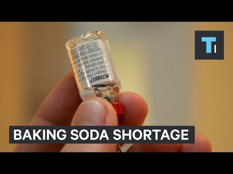 Hospitals are running out of baking soda solutions