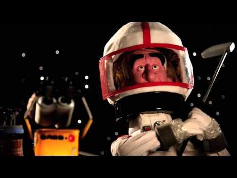 'Space Golf' -Big Rock Beer Commercial (2010 finalist)