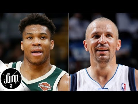 Video: Giannis Antetokounmpo can be like Jason Kidd and learn how to shoot 3s - Dave McMenamin | The Jump