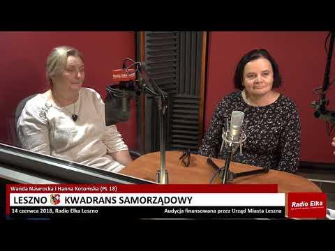 Wideo1: Leszno Kwadrans Samorządowy 22 2018