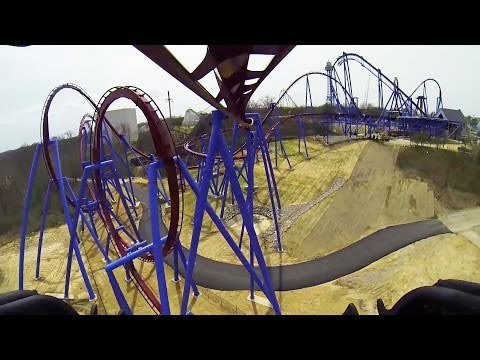 POV - Take a front seat ride on Banshee at Kings Island in Ohio! Join Robb Alvey for his first ever ride on Banshee! Footage provided by Kings Island Follow us on:...