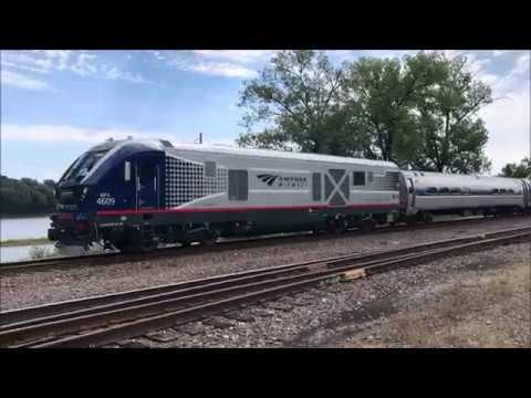 Trains In Washington, MO - 07.18.18