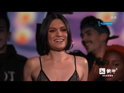 Jessie J - Price Tag (Global Shopping Festival 2017 in Shanghai)