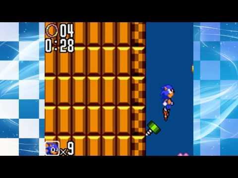 sonic chaos game gear part 1