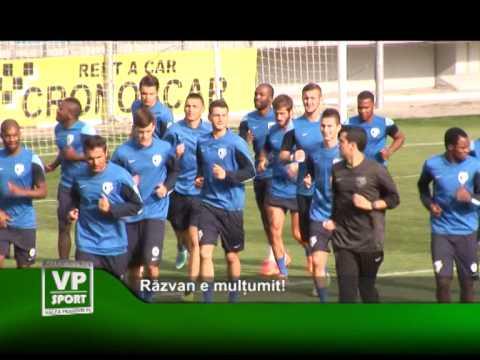 Răzvan e mulțumit!