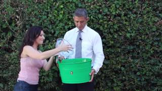 President Obama Accepts The ALS Ice Bucket Challenge