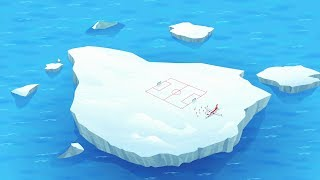 Supa Strikas' unusual preparation for Iron Tank is rudely interrupted when a submarine barges through the surface of the iceberg they are training on. Colonel Von Pushup's men propose a friendly game but their real intention is to steal Coach's new hi-tech practice ball... and the secret it holds ahead of the team's clash at the Fortress Stadium.