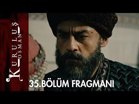 Kuruluş Osman 35. Bölüm Fragmanı