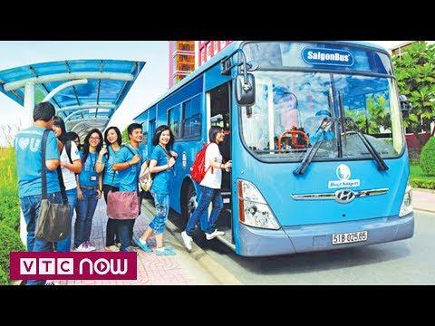 TPHCM dùng thẻ thông minh hút học sinh đi xe bus | VTC1 - Thời lượng: 40 giây.