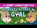 Download Lagu Honesty Scores a Goal - Islamic Cartoon with Zaky Mp3 Free
