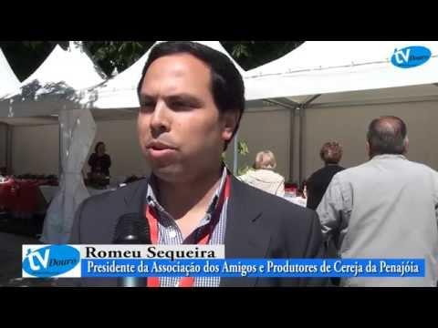 4ª Montra da Cereja da Penajóia - Lamego - Televisão do Douro