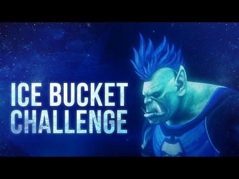 Ice Bucket Challenge - Орк-подкастер