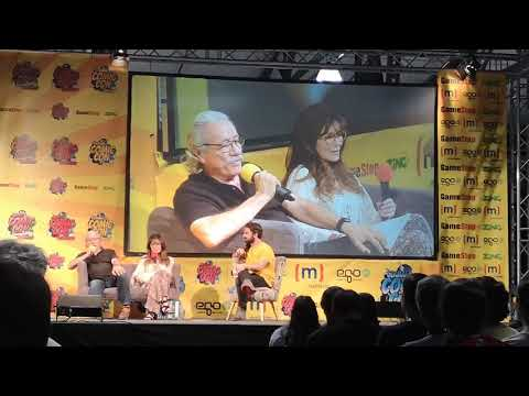 Edward James Olmos au Comic Con de Munich