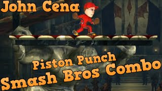 John Cena Confirmed Op In Smash Bros!