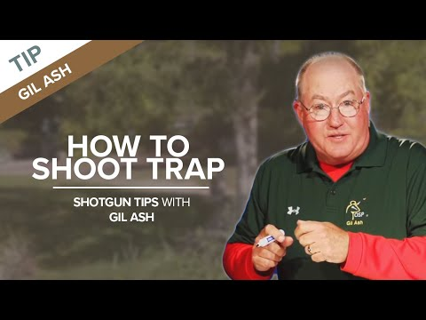 shooting - OSP Shooting School's Gil Ash explains how he approaches each station on a trap field. By knowing the proper hold points and focal points for each station yo...