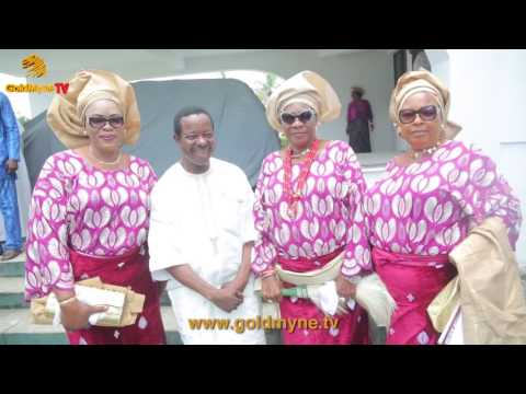 KING SUNNY ADE'S 70TH BIRTHDAY RECEPTION AT ONDO TOWN