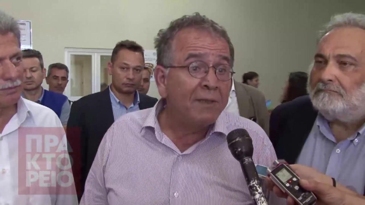 Επίσκεψη του υπουργού Μεταναστευτικής Πολιτικής Γιάννη Μουζάλα σε Σέρρες και Δράμα