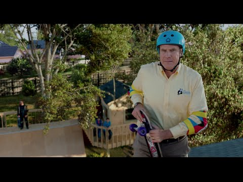 Daddy's Home (Clip 'Skateboarding')