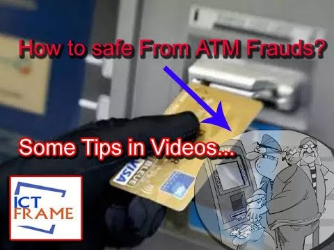 (Now a days ATM Frauds is increasing day by day. - Duration: 2 minutes, 39 seconds.)