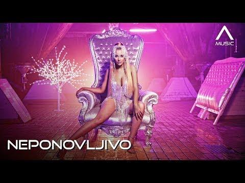 Neponovljivo - Aleksandra Prijović - nova pesma, tekst pesme i tv spot