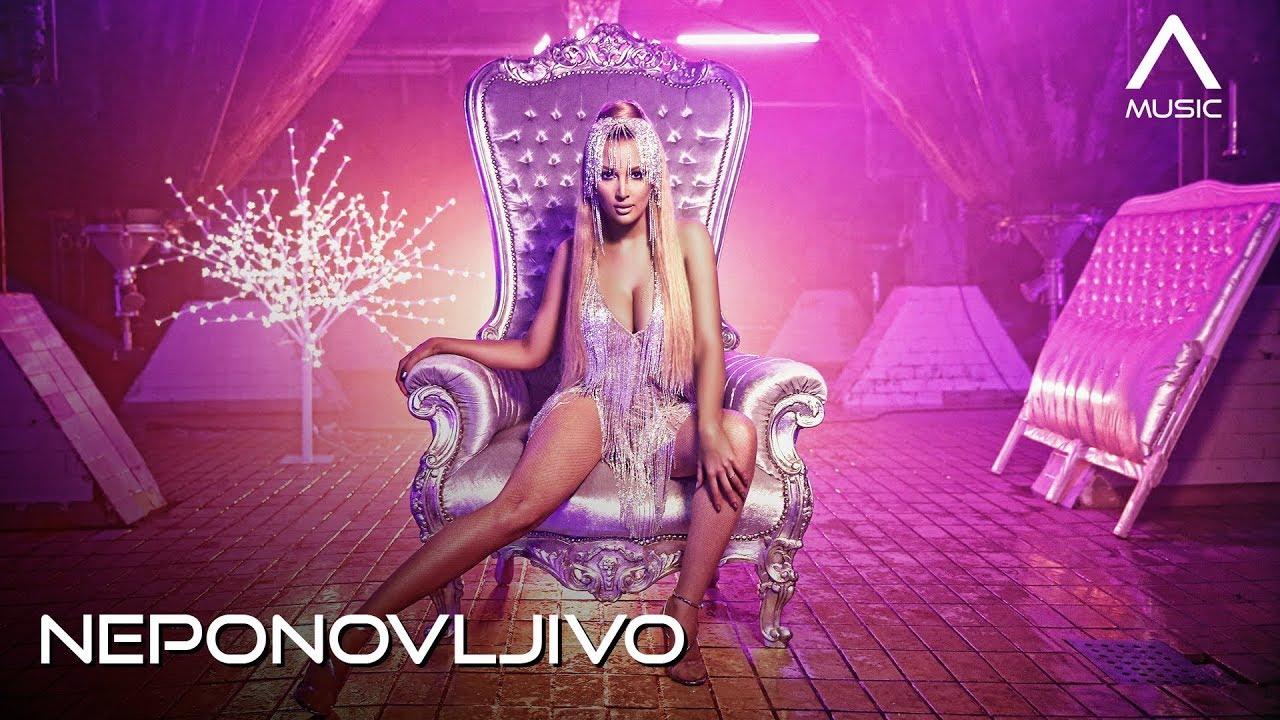 Neponovljivo – Aleksandra Prijović – nova pesma
