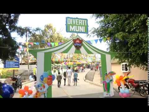 Diverti Muni, espacio de convivencia ciudadana