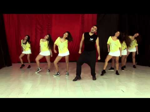 Coreografía de Live It Up de Jennifer Lopez Ft. Pitbull (Paso a Paso) / TKM