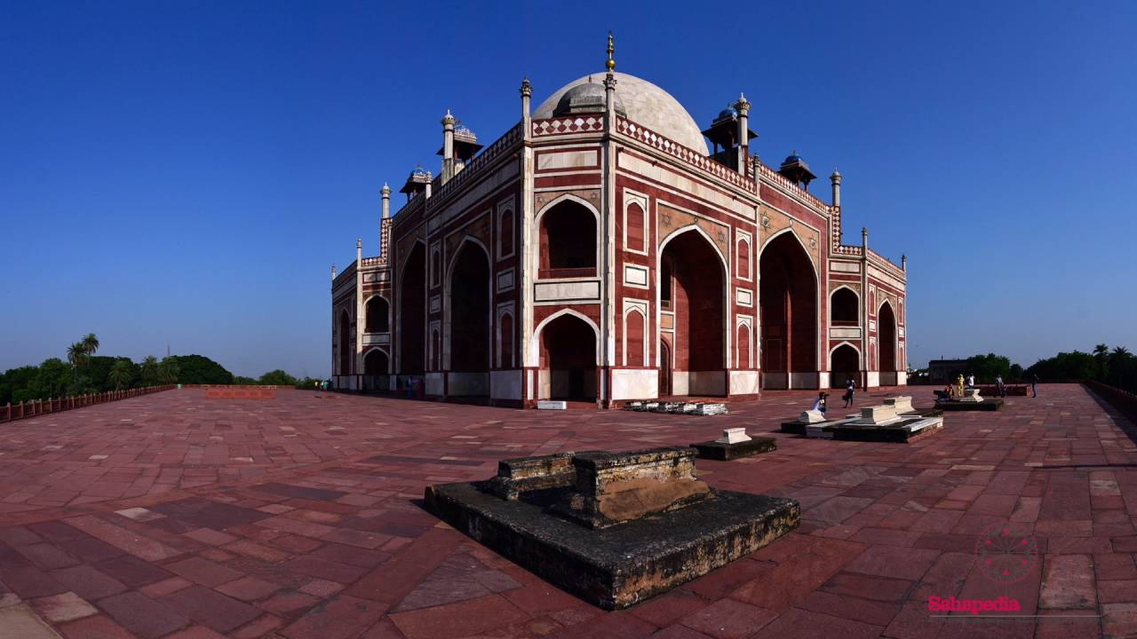 Humayun's Tomb: In Conversation with Catherine Asher