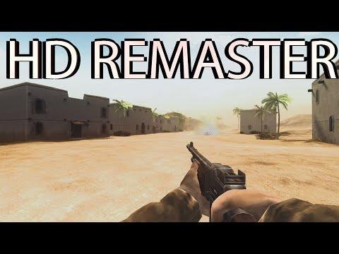 Battlefield 1942 - Remaster project (WIP)