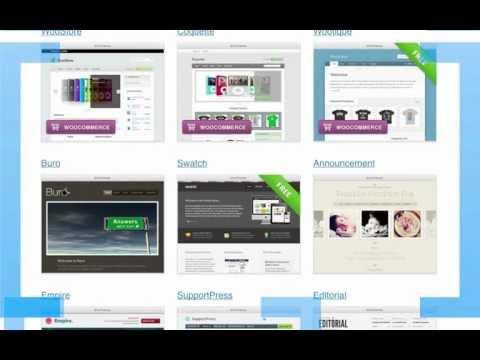 WordPress Themes 2012 Rundum-Sorglos präsentiert Themes 2012 für WordPress