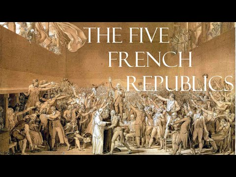 Explaining the Five French Republics