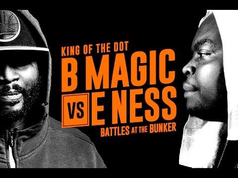 KOTD – Rap Battle – B Magic vs E Ness | #BATB3