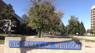 Windsor (ON) Canada  city photos gallery : windsorwindow - The University of Windsor 2013