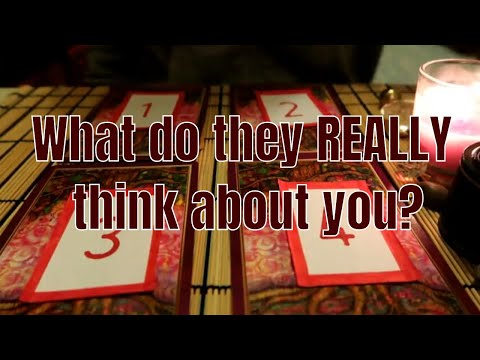 Love messages - PICK A CARD ** What Do They Really Think About You? (Timeless)