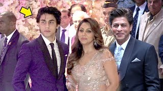Video Shahrukh Khan's Son Aryan Looks Exactly Like Him MP3, 3GP, MP4, WEBM, AVI, FLV September 2018